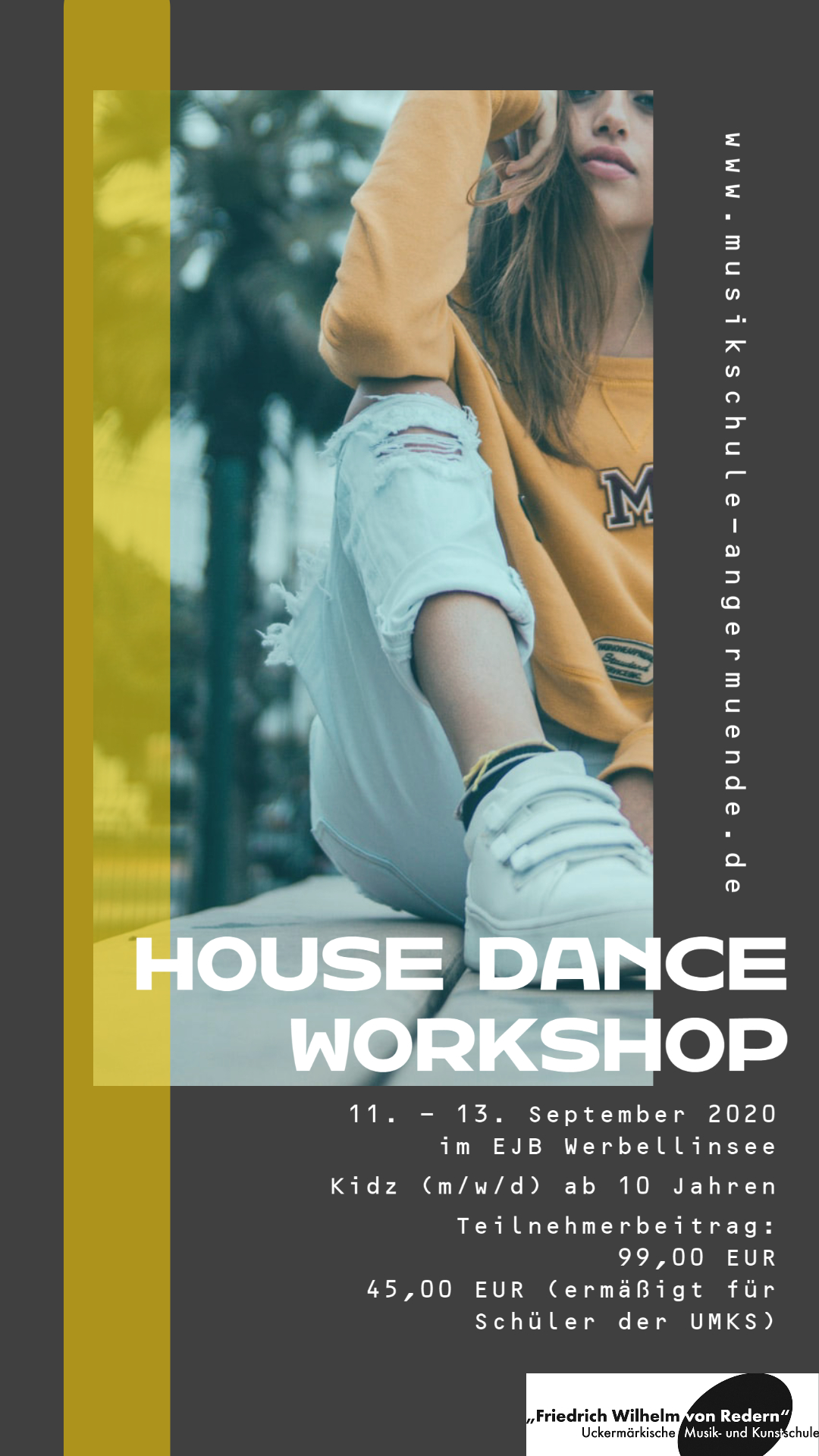 House Dance Workshop